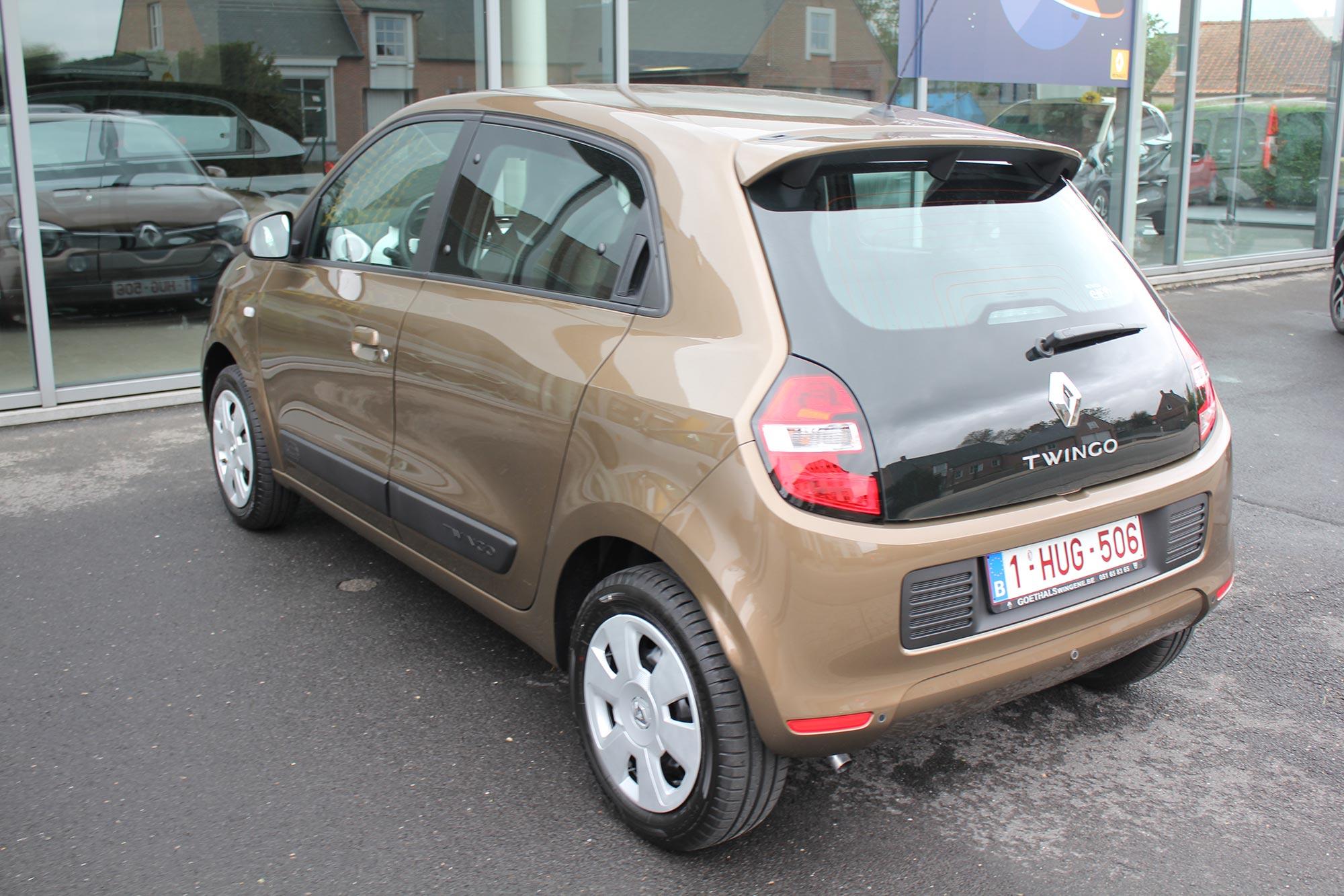Renault Twingo - Garage Goethals Wingene