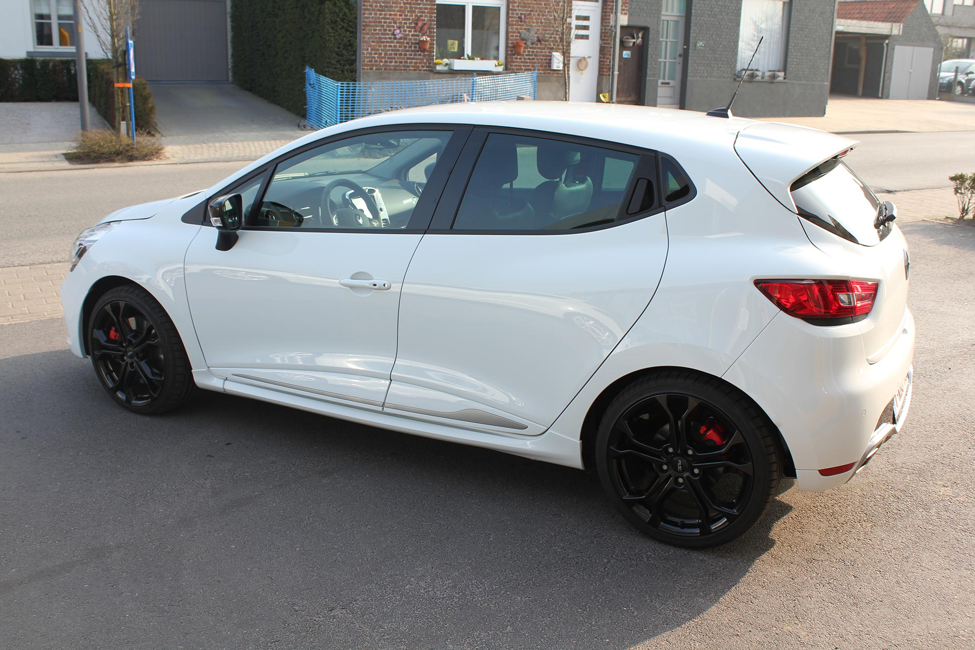 R.Clio RS cu pack wit - garage goethals wingene