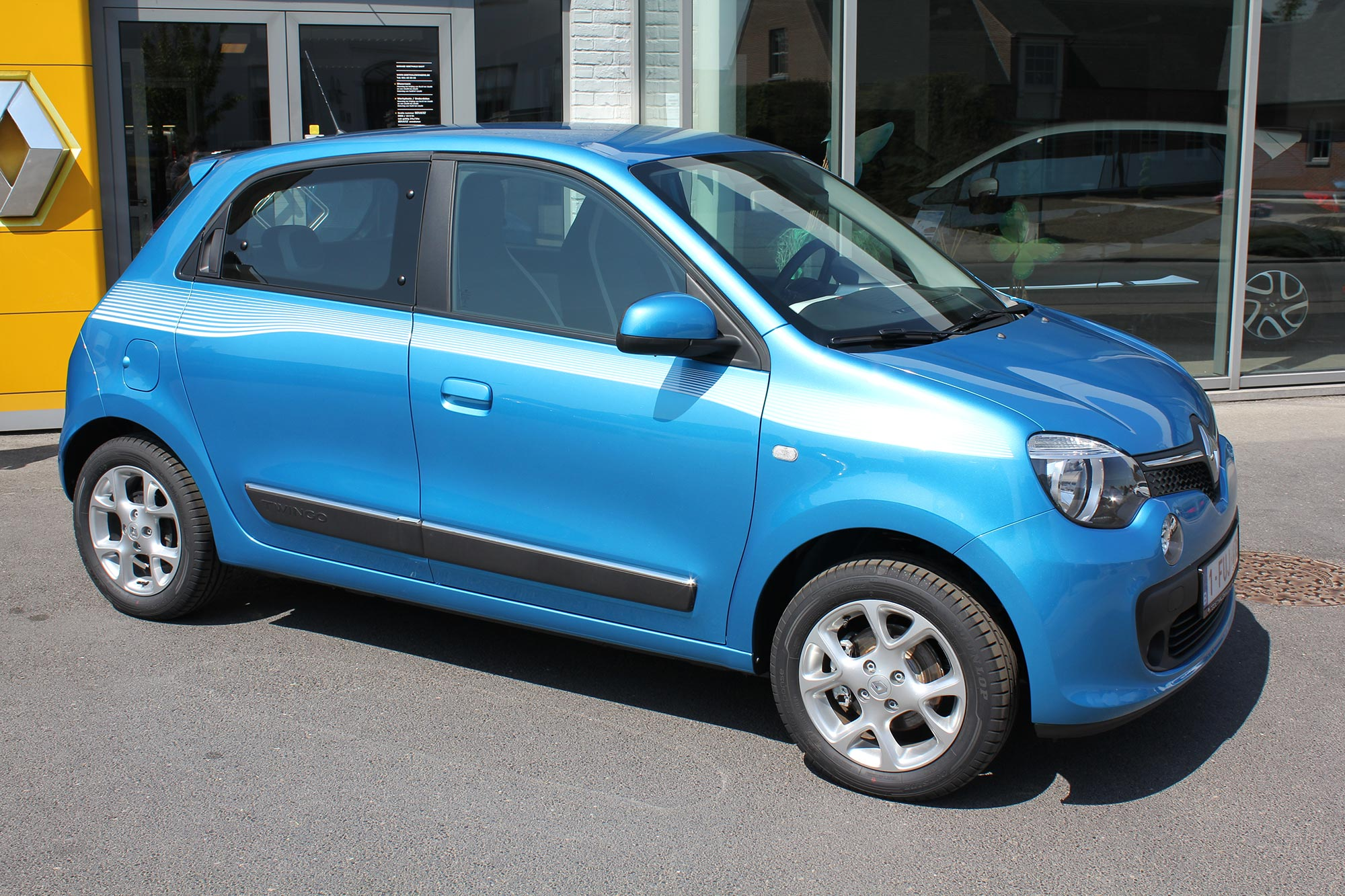 Renault Twingo Intens - Garage Goethals Wingene