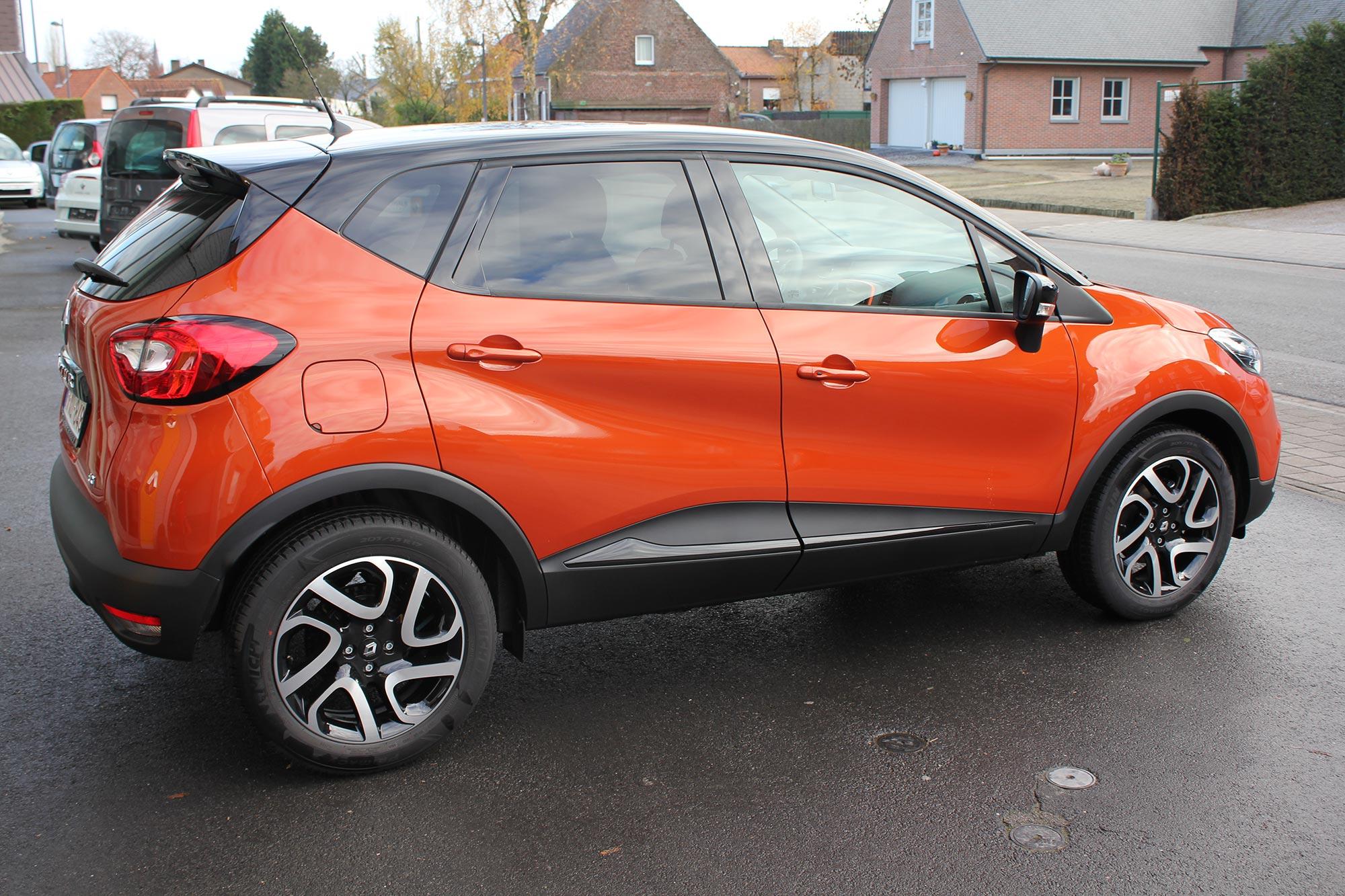 Renault Captur Intens 1,5 Dci 90 - Renault - Goethals - Wingene