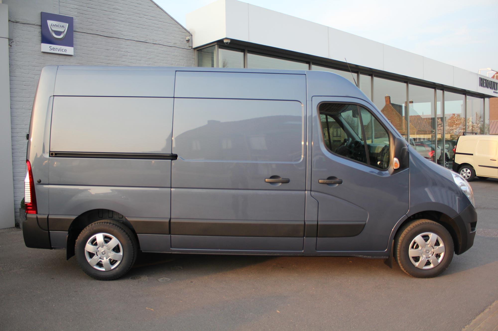 Renault Master L2 H2 125 PK Grand Confort FW - garage goethals