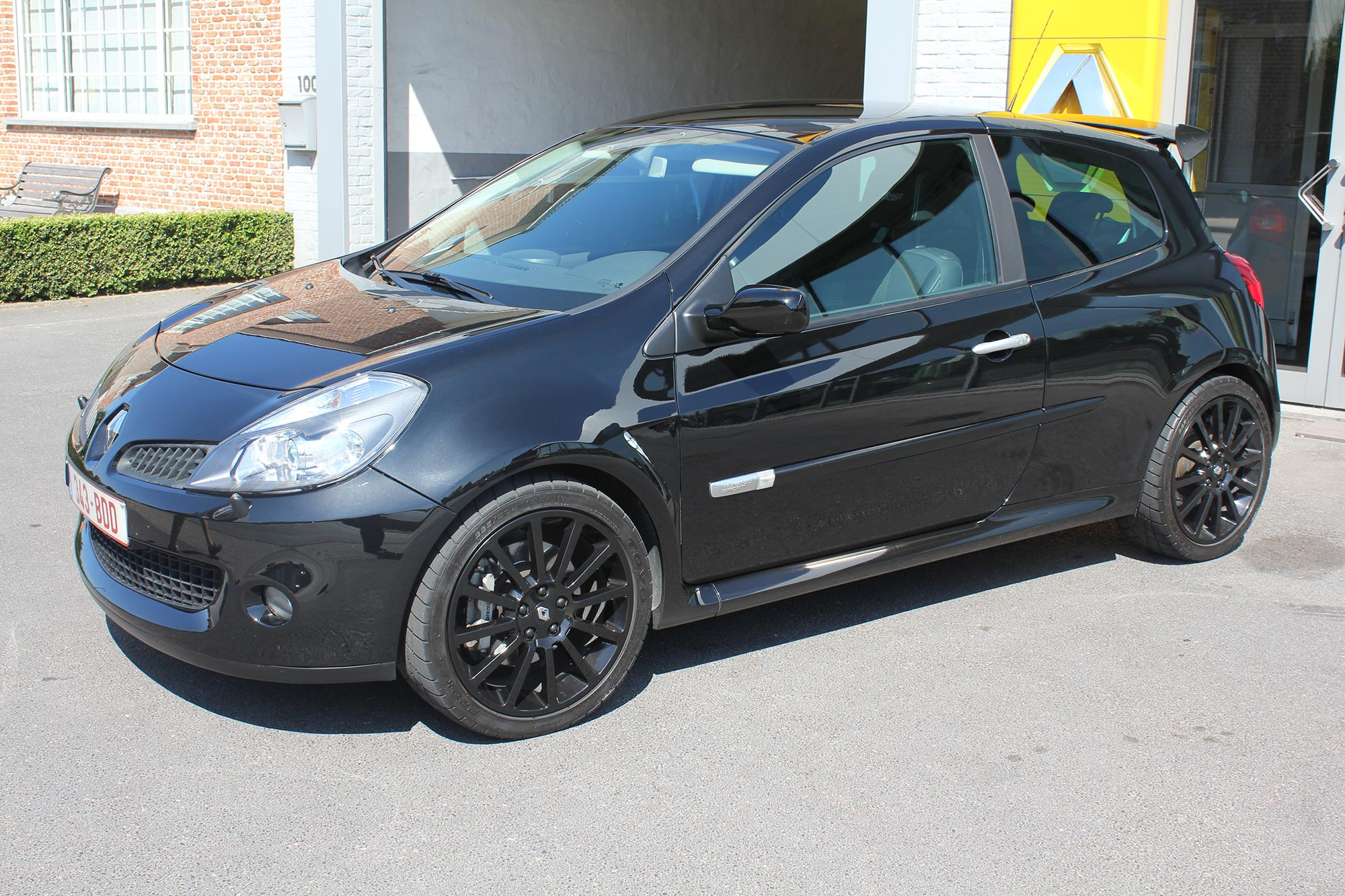 Clio RS 200 pk - garage goethals wingene